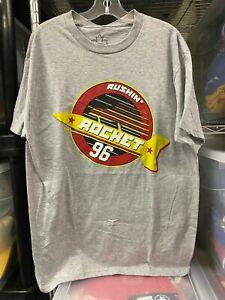Bardown Russian Rocket T-Shirt! Hockey Lifestyle Apparel Adult Gongshow Bure Ice