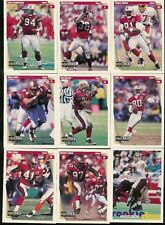 1997 UPPER DECK COLLECTOR'S CHOICE FOOTBALL 49ERS COMPLETE SET 1-14