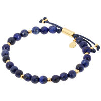 Gorjana Power Gemstone Lapis Beaded Bracelet For Wisdom 17120565GPKG