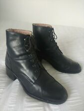 Hush Puppies Ladies Leather Boots, Size UK6.5