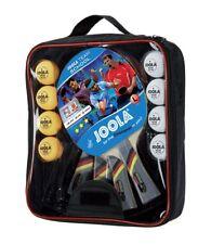 JOOLA 54825 Tischtennisschläger-Set Team School mit 4 Schlägern und 8 Bällen