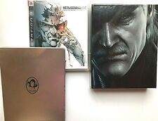 PlayStation3 Metal Gear Solid 4 Guns of the Patriots Limited Edition Bonus Disc