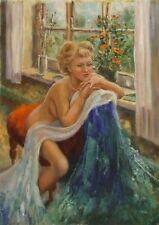 Acrylic Original Traditional Art Paintings