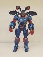 marvel legends avengers endgame thor wave iron patriot war machine no baf