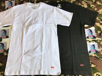 Supreme Hanes Tagless Tee BOX LOGO GROUP CREWNECK S-XL (1 T-Shirt ) *AUTHENTIC*