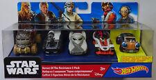 MATTEL® DJP17 STAR WARS® Hot Wheels® Exclusive 5-Pack in 1:64