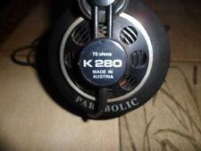 Kopfhoerer AKG K 280 Parabolic mit leichten fehlern
