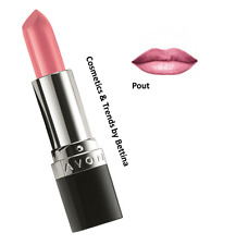 "100g = 152,50€ - AVON TRUE Colour (Ultra Colour) Lippenstift, ""Pout"" NEU"