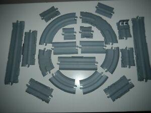Chuggington Interactive Trains Parts 20 x TRACK PIECES _ D3