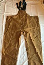 Gore-tex WaterShed Men's Field Work,Hunting,Fish Water Repellent Bib Pants 5XL