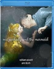 Mr. Peabody and the Mermaid (Blu-ray Disc, 2014)