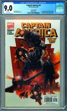 Captain America #6 CGC 9.0 Variant Edition 1st full app. of Winter Soldier!L@@K