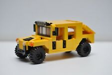 LEGO City Police SWAT Hummer Slant Back Yellow Truck SUV Speed Champions