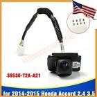 For 2014 2015 Honda Accord 2.4 3.5 Rear View Backup Parking Camera 39530-T2A-A21