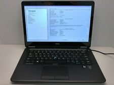Dell E7450 Touch | i7-5600U | 2.60GHz | 8GB RAM |No HDD/No OS/No Adapter      BP