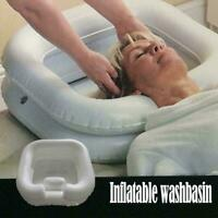 Easy Shampoo Inflatable Hair Washing Shampoo Basin Elderly Disabled & For T CL