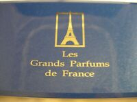 Les Grands Parfums de France..12 Pieces of Collector Perfumes in Gift Box