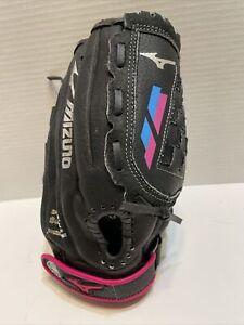 "Mizuno Finch GPP1155F2 Youth Prospect 11.5"" Fastpitch Softball Glove RHT NICE!"