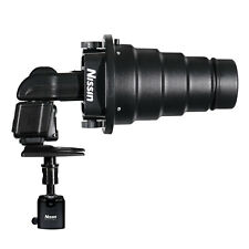 Nissin Light Shaping Kit Includes Snoot, Beauty Dish & Honeycomb Grid - NFG021/1