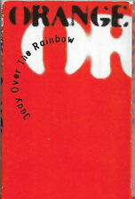 Orange Judy Over The Rainbow CASSETTE SINGLE Psychedelic Rock Pop Rock