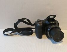 Sony Cyber-shot DSC-H300 20.1 MP Black Digital 35x Optical Zoom Camera w/ Strap