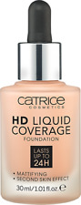 Catrice HD Liquid Coverage Foundation 24h Mattifying Effect 30ml
