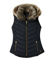 Joules Maybury Chevron Gilet (Marine Navy) Now With 30% Off!!