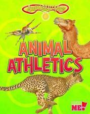 Animalympics: Animal Athletics by Isabel Thomas (2016, Hardcover)