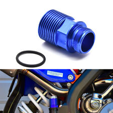 14-18 Husqvarna FE TE 125 250 300 450 FS 450 Rear Brake Reservoir Extender -Blue