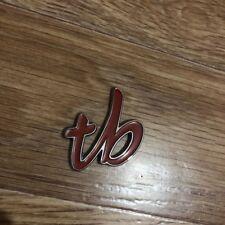 Tommy Kaira Badge + tB badge Subaru Impreza Legacy Forester WRX STI