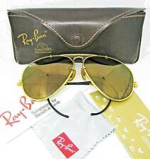 Ray-Ban USA Vintage B&L Aviator Outdoorsm Diamond Hard Survivor W1507 Sunglasses