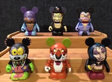 "Disney Vinylmation 3"" -Villains Series 2 - Set Of 6 With Chaser - Mother Gothel"