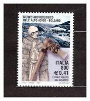 Italy MNH 2001 Museum Alto Adige 1v s32454