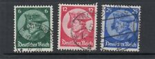 Deutsches Reich - Michel-Nr. 479-481 gestempelt