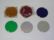 PARADOR Glasscheibe - blau - für Downlights D7 - Farbfilterglasscheibe