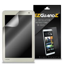 "2X EZguardz LCD Screen Protector Skin HD 2X For Toshiba Encore 2 WT8-B 8"" Tablet"
