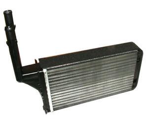 Nissens Aluminium Core Heater Matrix Peugeot 106 RALLYE GTI QUIKSILVER XR XS XSI