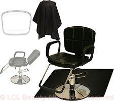Hydraulic Reclining Shampoo or Barber Chair Square Mat Beauty Salon Equipment