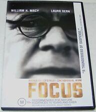 FOCUS---William H Macy  Laura Dern---(Dvd)