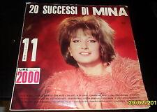 MINA: 20 SUCCESSI DI MINA *ITALDISC/NIAGARA* (1964-ITA)