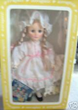 """EFFANBEE STORYBOOK """"MARY HAD A  LITTLE LAMB"""" RARE/MINT!"""