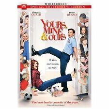 Yours, Mine,  Ours (DVD, Widescreen) Disc Only !!