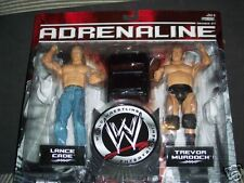WWE WWF Jakks ADRENALINE CADE MURDOCK Series 27 MOC AD