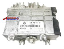 VW Polo 6N 1,0L Motorsteuergerät Bosch 0261204824 VW 030906027AJ