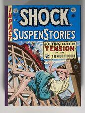 EC Comics Library SHOCK SUSPENSTORIES RUSS COCHRAN 3 Bound Volumes w/ slipcase