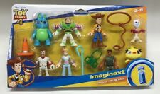 Toy Story 4 Fisher Price Imaginext Deluxe Figure Pack New Still Sealed