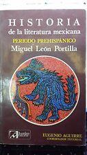 Historia de la literatura mexicana (Divulgacion) (Spanish Edition)