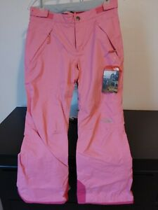 The North Face Girls Mossbud Freedom Snow Pants Size M