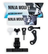 NINJA MOUNT ProAdapter für FOX® Proframe Helm, kompatibel mit GoPro® action cam