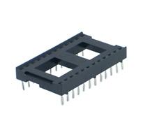 14 PCs  Robinson 28 PIN IC SOCKET DIP ICU-286-S7-T ORIGINAL OEM